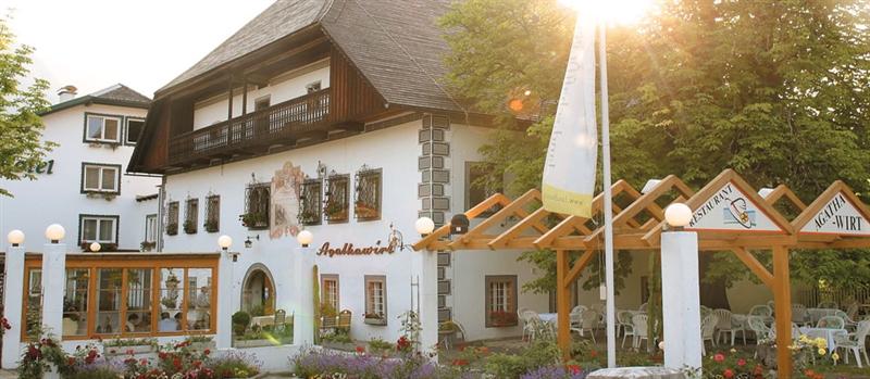 Landhotel Agathawirt / Bad Goisern